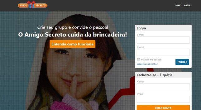 amigo secreto online
