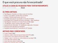 5 exemplos de páginas de erro 404 criativas para seu blog