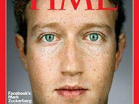 Mark Zuckerberg, fundador do Facebook, é eleito personalidade do ano