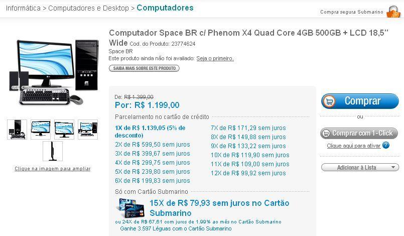 55b61bdb1d381 Problemas com a Submarino  Processo neles!