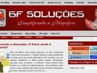 O blog GF Soluções está entre as 55 mil urls mais visitadas do mundo
