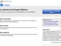 Google Adsense vai desativar a interface antiga