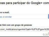 Pegue o seu convite para o Google Plus, mas corra, são apenas 150