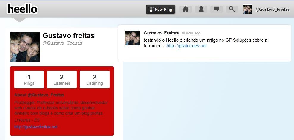 criar conta, perfil, hello, twitter