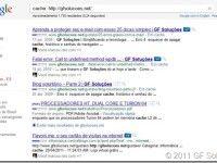 O que é o cache do Google e como utilizá-lo como um backup de seu blog