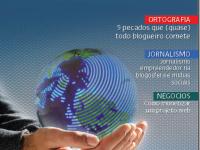 Artigo 1.000: Faça o download da Revista Blogosfera Edição 1