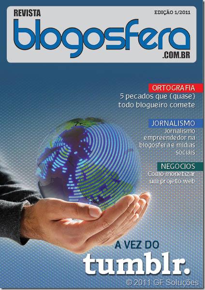 revista blogosfera, edição 1