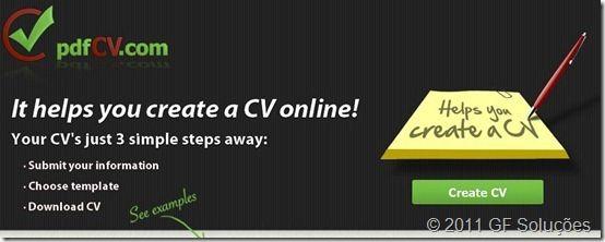 criar curriculo online linkedin