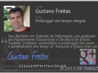 Como criar um cartão personalizado com seus dados do Google+