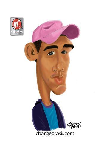 Ganhador da caricatura do Daniel Paiva de Dezembro de 2011 9