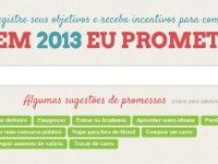 Prometo.me: Como não se esquecer de suas promessas de ano novo