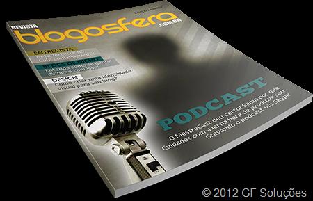 Capa Revista Blogosfera 4