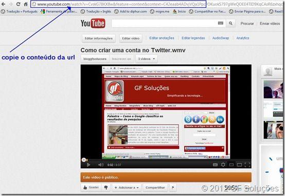 Como baixar vídeos no Youtube com o Savevid.com