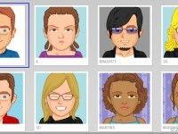Como criar um avatar no Pick a Face
