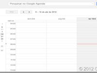 Google Agenda é uma ferramenta indispensável para o planejamento