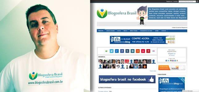 Entrevista com Rodrigo Ribeiro Neto Blogosfera Brasil