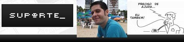 Fala Blogueiro: Entrevista com André Farias do Vida de Suporte