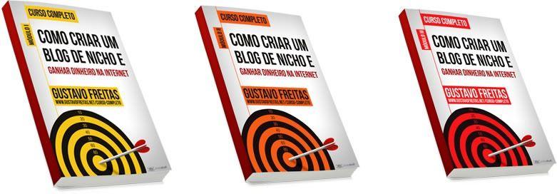 """Curso prático """"Como ganhar dinheiro com blog"""""""