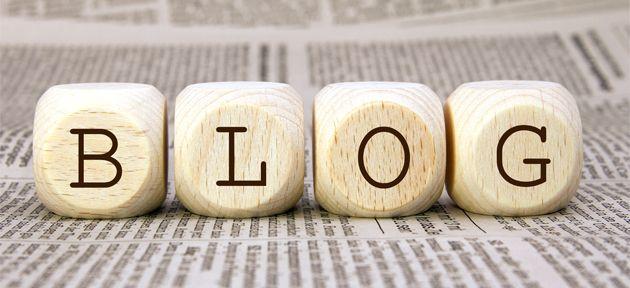 como criar um blog pra escola