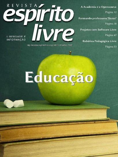 TIC na Educação: Revista Espírito Livre n. 43 3