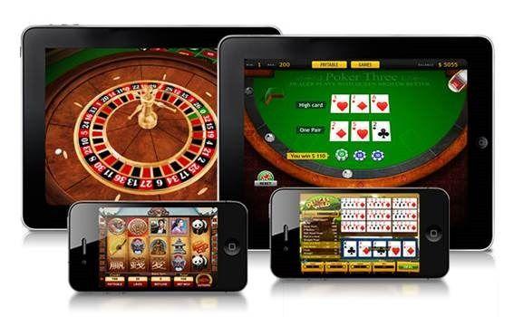 Smartphones: Um casino na palma da sua mão