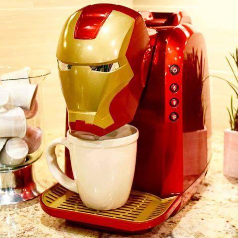 5 cafeteiras geek para você preparar seu café com ainda mais dedicação