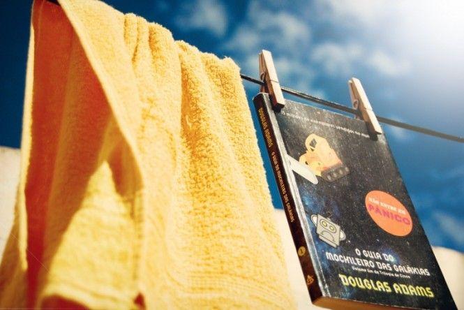 Dia da toalha e do orgulho nerd: O que é e como funciona
