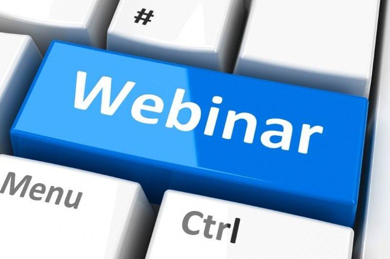 Webinar: entenda as vantagens de promover uma apresentação online