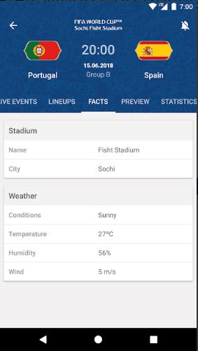 3 aplicativos para acompanhar a Copa do Mundo 2018 3
