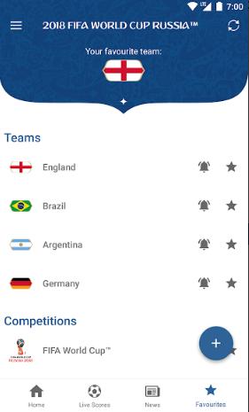 3 aplicativos para acompanhar a Copa do Mundo 2018 1