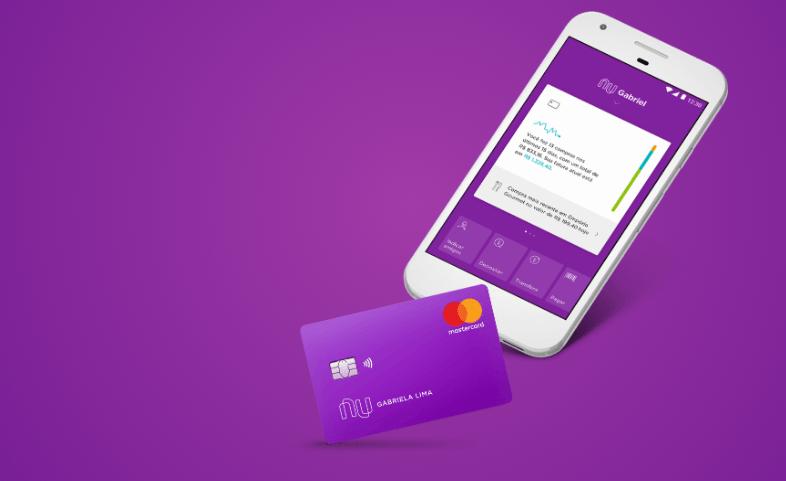 3 maneiras simples para conseguir um cartão Nubank 1