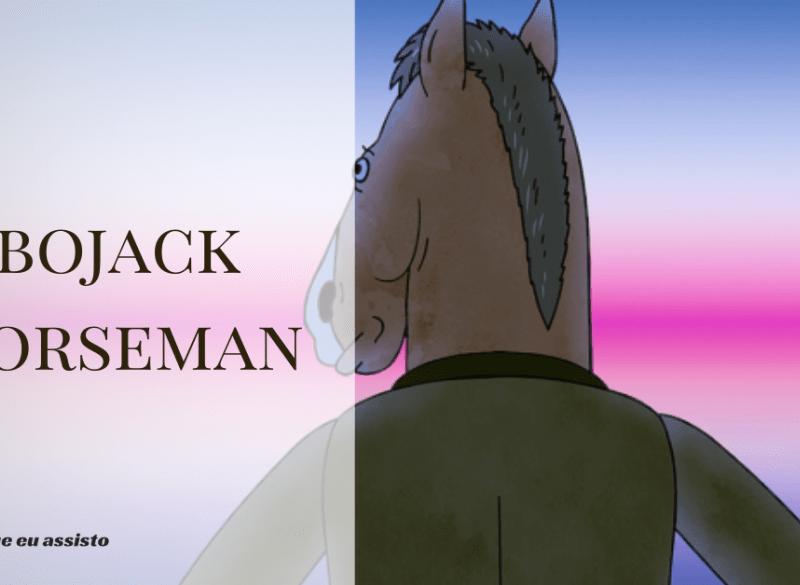 BoJack Horseman: ex-astro de Hollywood se afunda no álcool e drogas 3