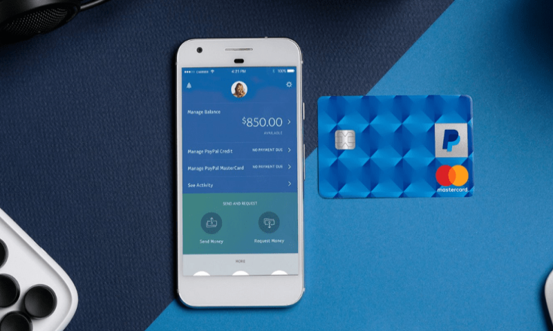 Cartão de Crédito sem anuidade PayPal Cashback MasterCard 13
