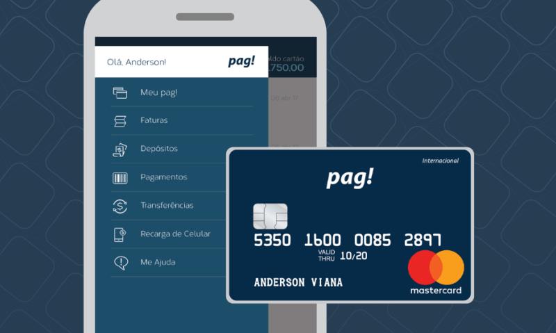 Cartão de crédito sem anuidade Meu pag! 3