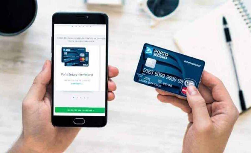 Cartão de credito sem anuidade Porto Seguro 3