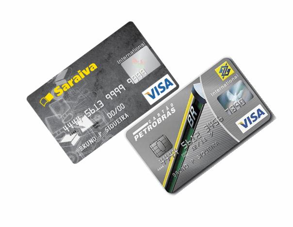 Cartão de crédito sem anuidade Saraiva e Petrobras 10