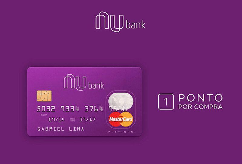 Clientes do Nubank terão que gastar mais para apagar pontos no Rewards