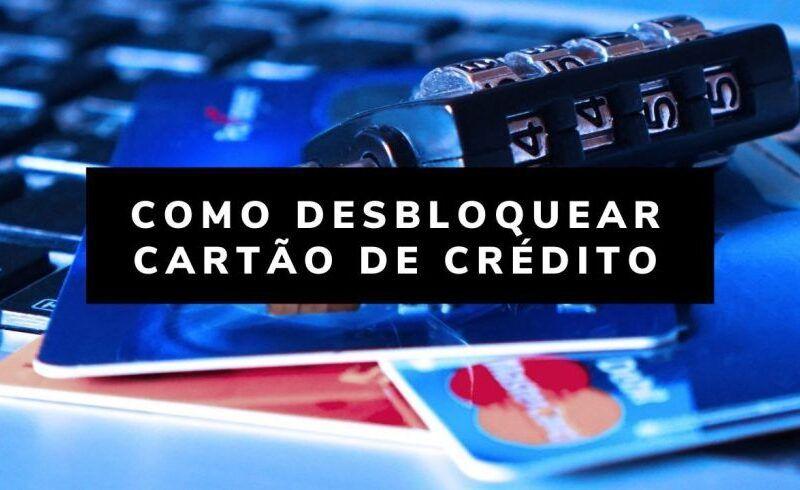 Como desbloquear cartão de crédito: Passo a passo 11