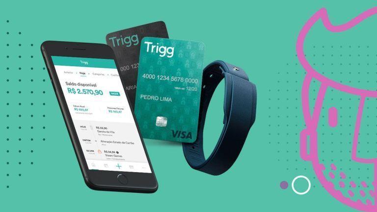 Como solicitar cartão de crédito Trigg 5
