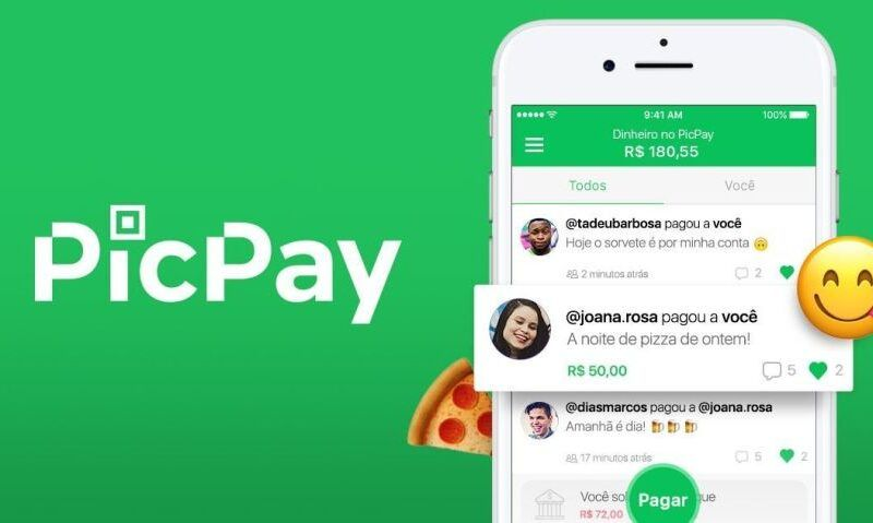 PicPay sua nova carteira digital onde você pode ter retorno do seu dinheiro 11