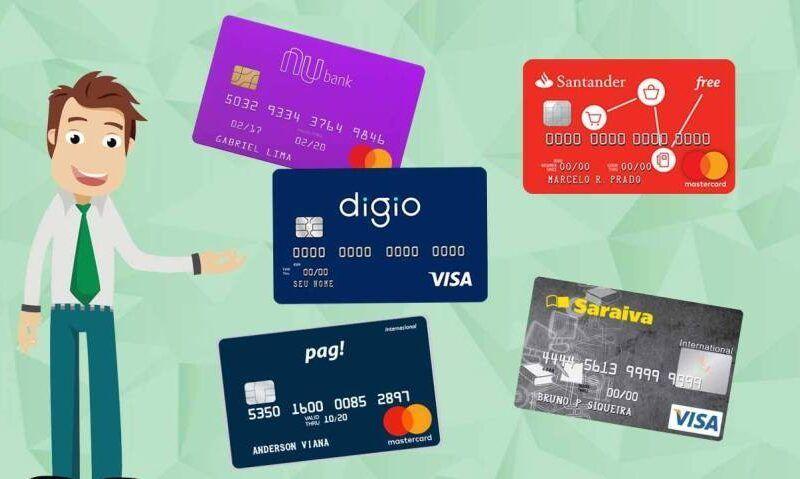 Por que não consigo um cartão de crédito? 12