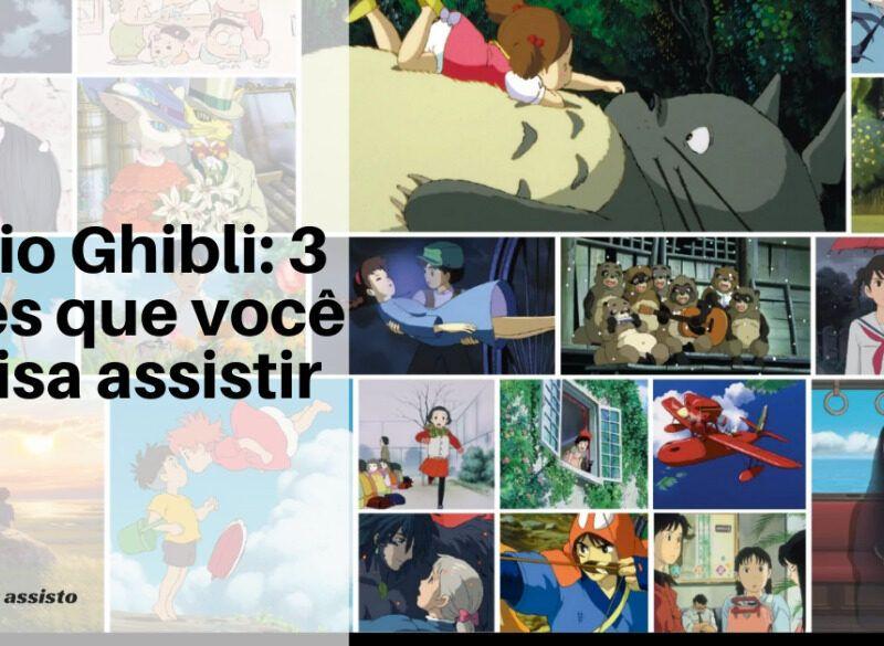 Studio Ghibli Netflix: 3 filmes que você precisa assistir 7