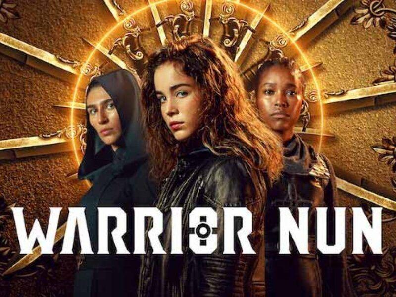 Warrior Nun - Freiras de um jeito diferente do comum 7
