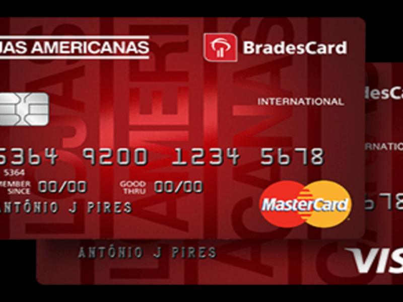 Como solicitar o cartão de crédito Lojas Americanas 1