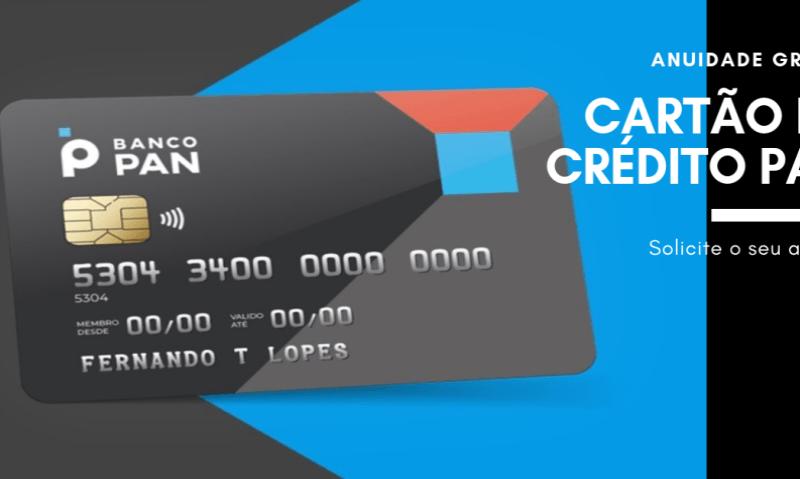 Cartão de crédito Pan: Como solicitar o seu online 6