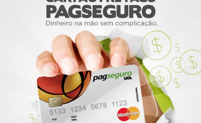 Como solicitar um cartão de credito sem anuidade PagSeguro 9