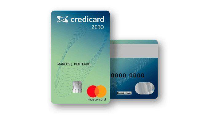Credicard Zero agora é cartão sem anuidade internacional 1