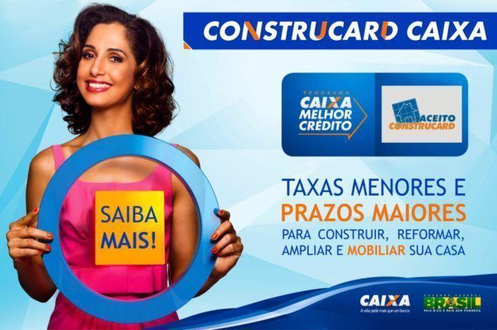 Cartão Construcard Caixa - Veja como construir sem gastar muito! 15