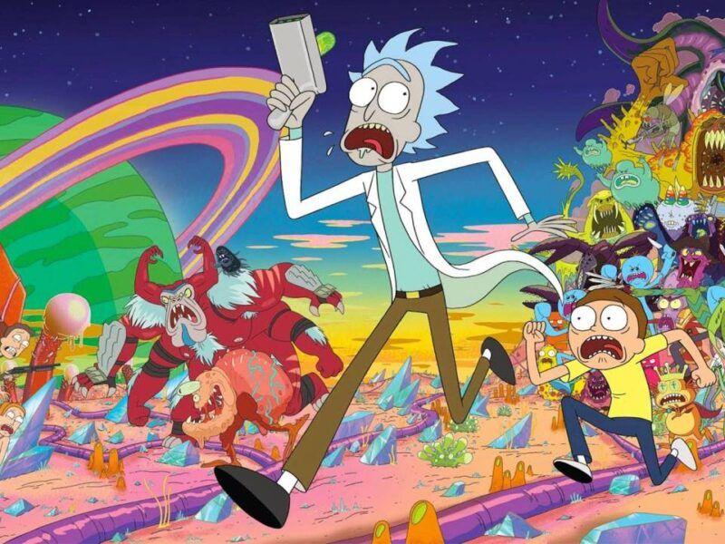 Rick and Morty, Viajando por infinitos multiversos em busca de aventuras 9